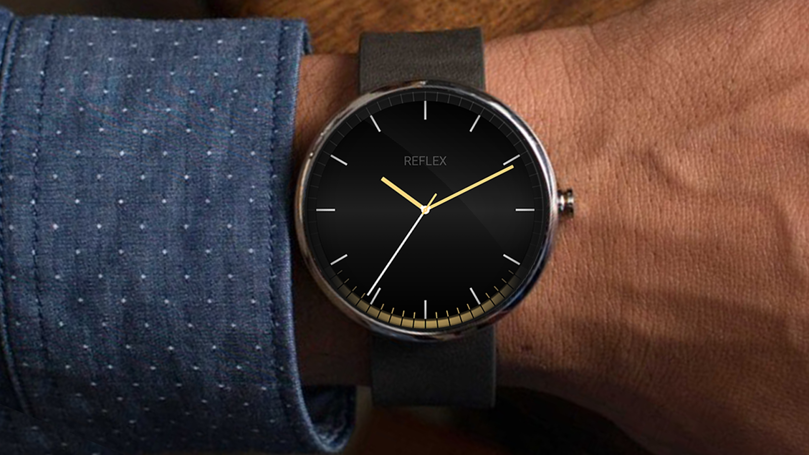 Creating a watch face with Android Wear API | Part 1